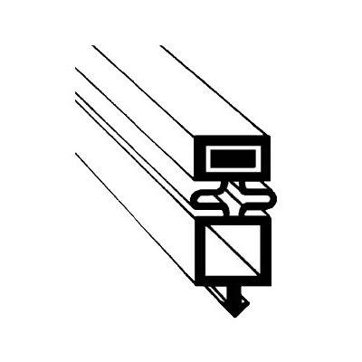 "Franklin Machine 148-1018 Gasket for Refrigerated Merchandisers, 18.5"" x 54.25"""