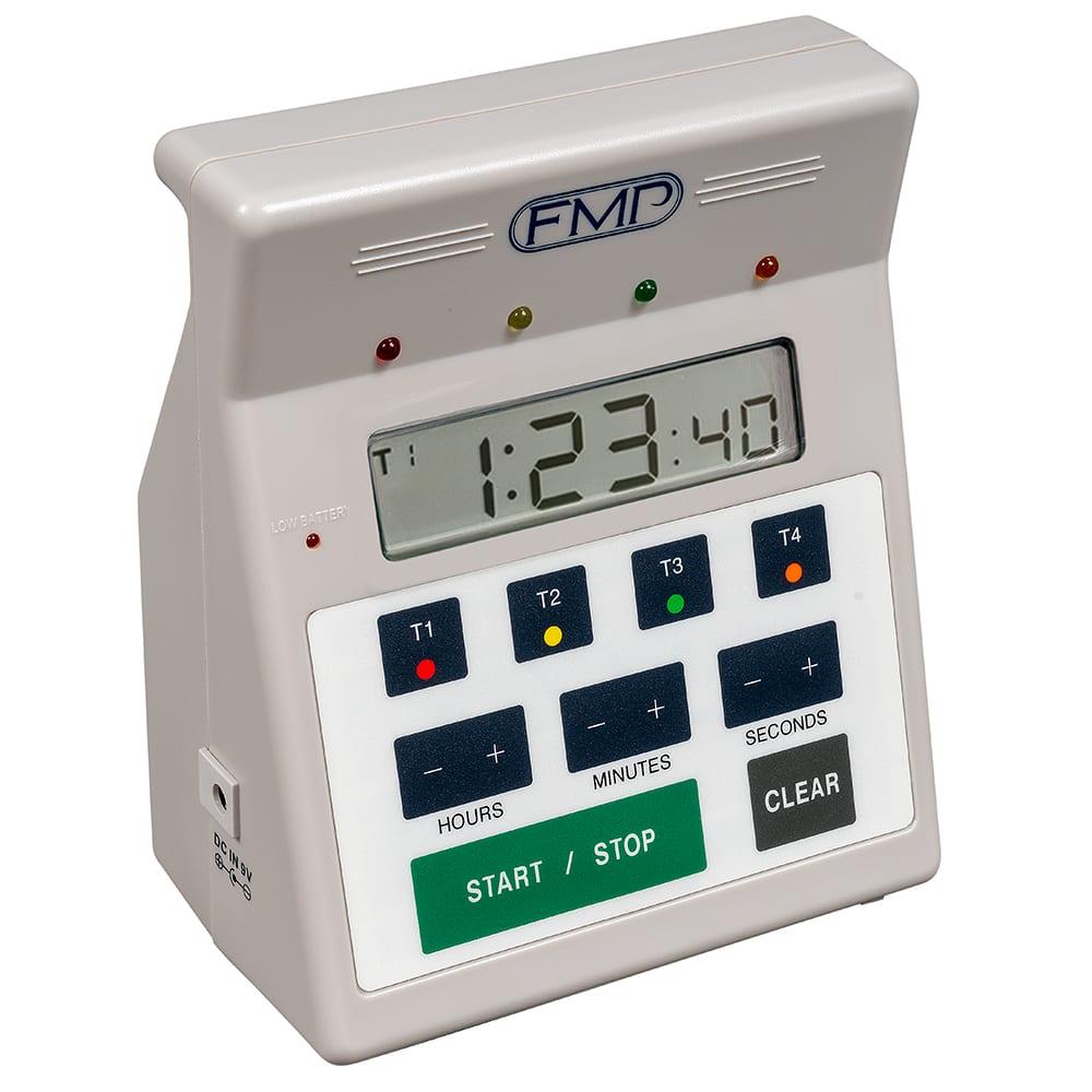 Franklin Machine 1517500 Digital Timer, Adjustable by Hour/Minute/Second