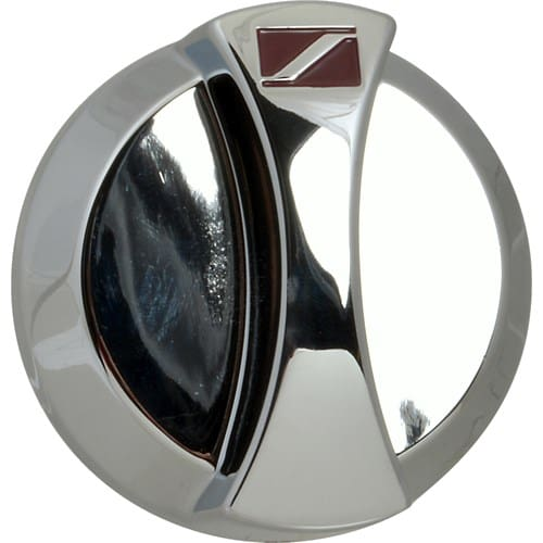 Franklin Machine 166-1252 Burner Knob for Southbend Ranges & Broilers, Chrome