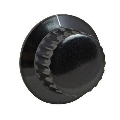 "Franklin Machine 172-1111 1.75"" Control Dial for Southbend RH36 Range - Plastic, Black"