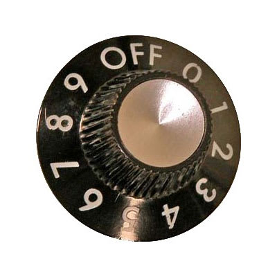 Franklin Machine 189-1106 Infinite Control Dial for Savory Toasters