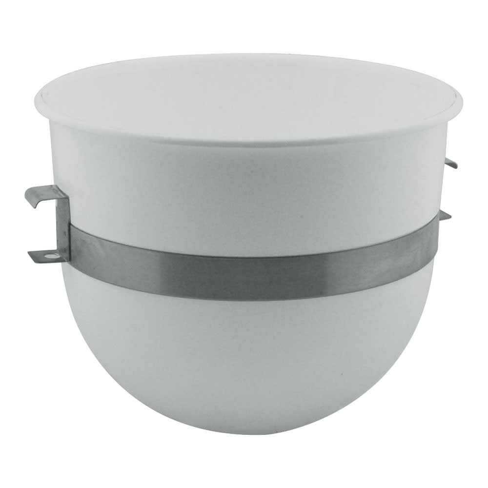 Franklin Machine 205-1024 20 qt Mixing Bowl w/ Band, Plastic