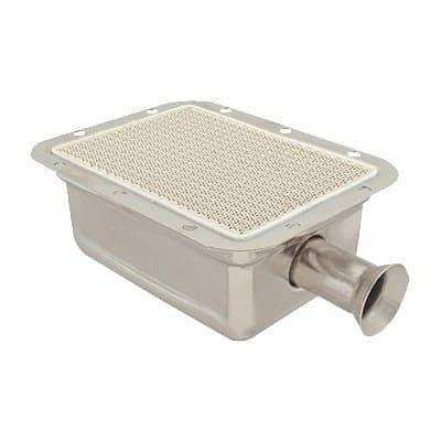 Franklin Machine 220-1079 Infrared Burner for Wolf CM/CMM, CMJ, CMSS, & FCM Cheesemelters