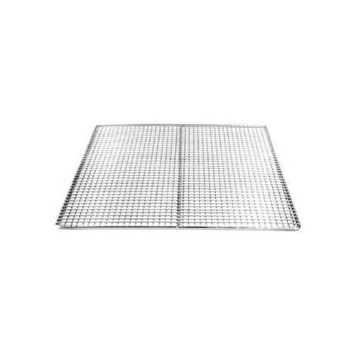 "Franklin Machine 226-1015 Doughnut Fryer Screen - 17"" x 25"", Nickel Plated"