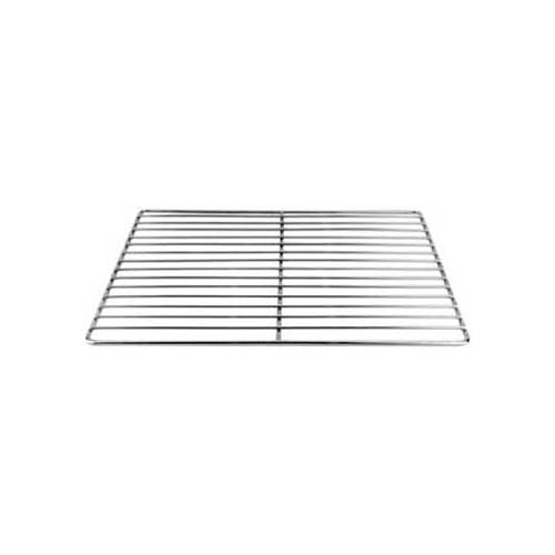 "Franklin Machine 226-1058 17.5"" Square Fryer Basket Support - Wire, Nickel Plated"