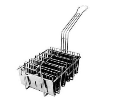 Franklin Machine 2261096 Taco Fryer Basket w/ 8-Shell Capacity