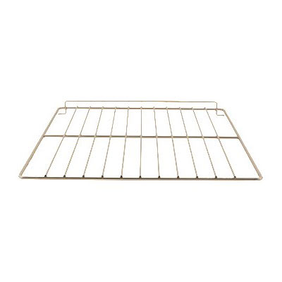 "Franklin Machine 228-1231 Shelf for Vulcan Ovens & Ranges - 20.5"" x 19.75"", Nickel-Plated"