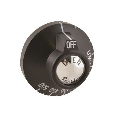 Franklin Machine 228-1343 Thermostat Dial w/ Low to 550° Range for Vulcan V Series Ranges