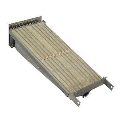 "Franklin Machine 229-1079 Infrared Burner for Garland MIR-34L, IR34, IR36, 36, & 60 Series Broilers - 16.5"" x 6.5"", Steel"