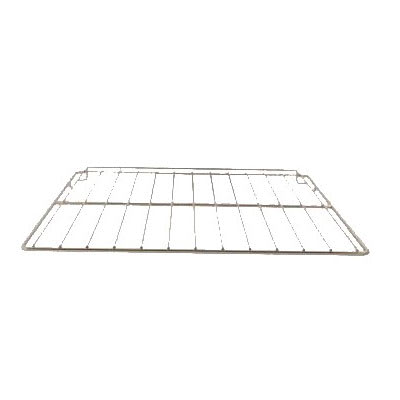 "Franklin Machine 229-1144 Shelf for Garland Ranges - 20.5"" x 25.87"", Nickel-Plated"