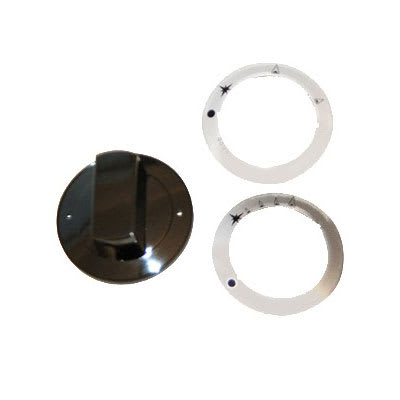Franklin Machine 229-1174 Universal Dial for Garland Ovens & Ranges