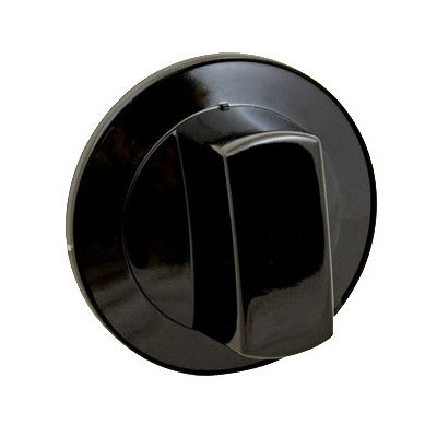 "Franklin Machine 229-1209 2.43"" Knob for Garland Charbroilers & Ovens, Plastic"