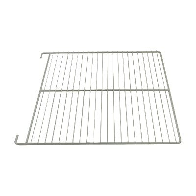 "Franklin Machine 232-1106 Epoxy-Coated Wire Shelf for Traulsen R & A Series Refrigerators - 23.25"" x 26.5"", Gray"