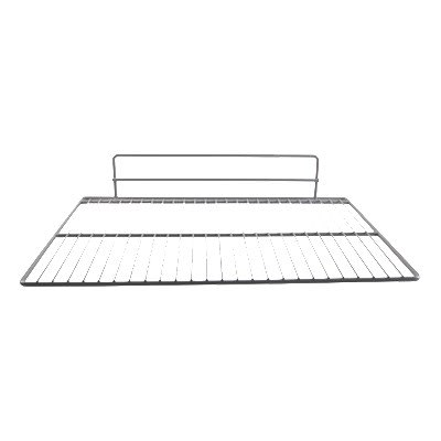 "Franklin Machine 234-1062 Epoxy-Coated Wire Shelf for Victory Refrigerators & Refrigerators - 23.38"" x 18"", Gray"