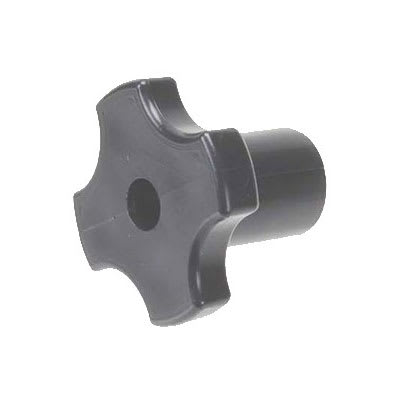 Franklin Machine 255-1025 Knob for Browne & Vollrath Fry/Vegetable Cutters - Plastic, Black