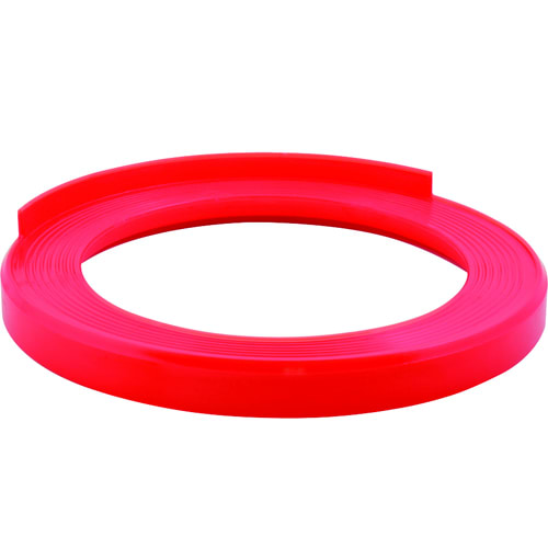 Franklin Machine 280-1971 Keg Storage Spacer for Tri-Tap Barrels, Plastic, Red