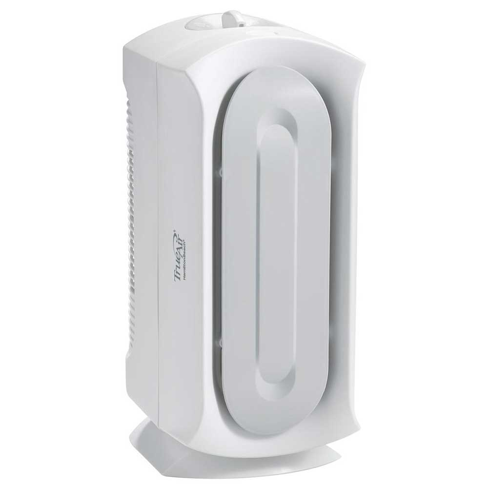 Hamilton Beach 04384 3-Speed TrueAir® Pet Air Purifier w/ 160-sq ft Coverage - White, 120v