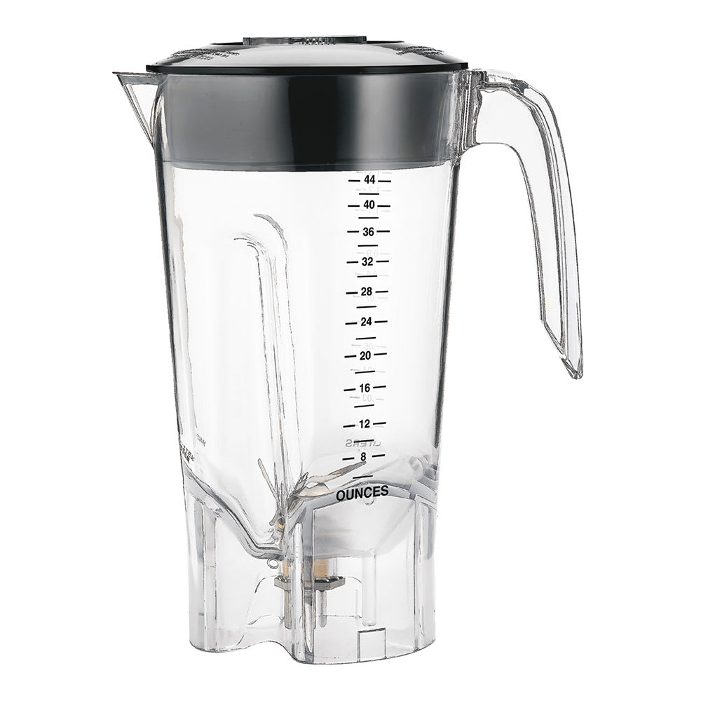 Hamilton Beach 6126-250-CE 44-oz Blender Container w/ Cutting Assembly & Cover For HBB250-CE