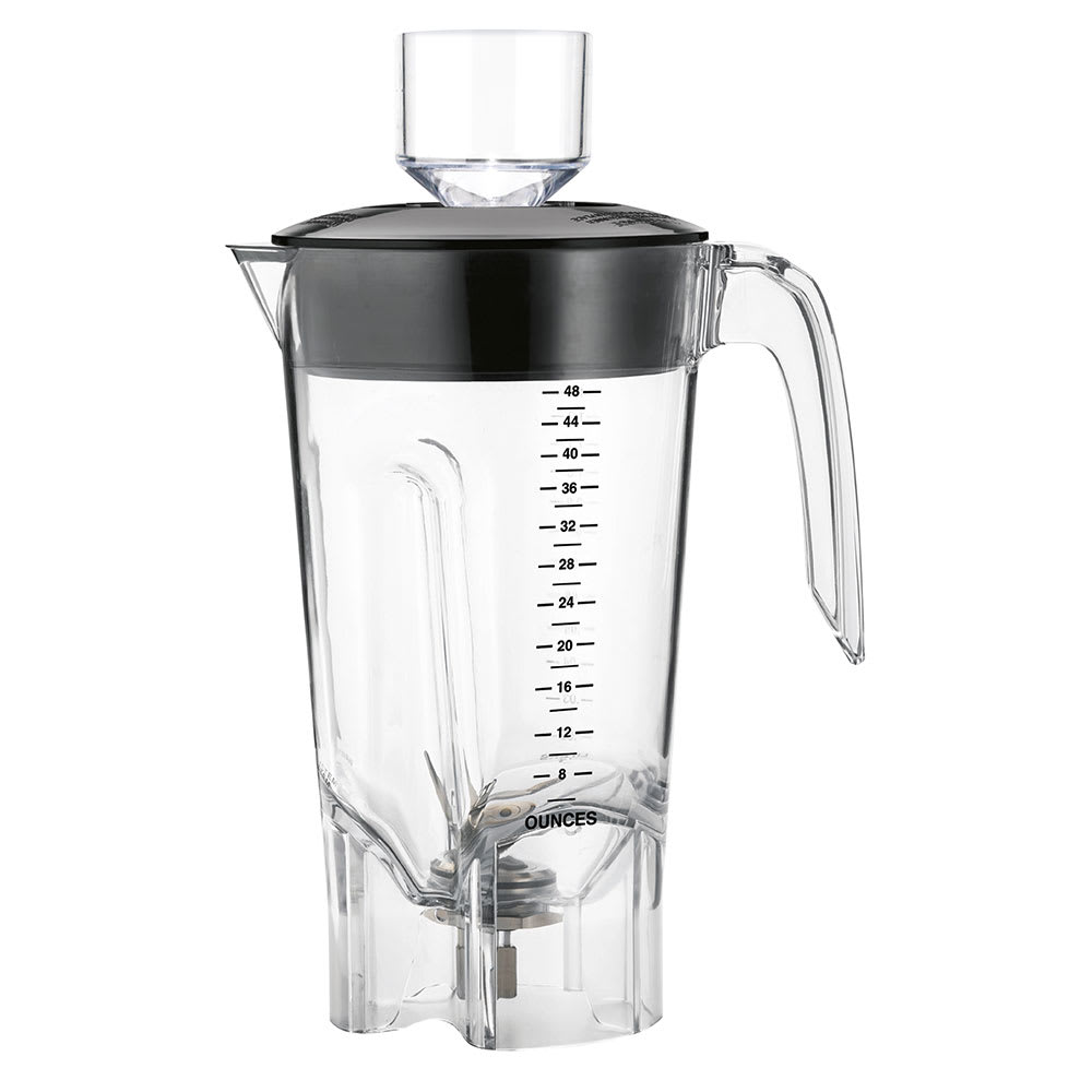 Hamilton Beach 6126-HBF500 48-oz Blender Container for HBF500, Polycarbonate