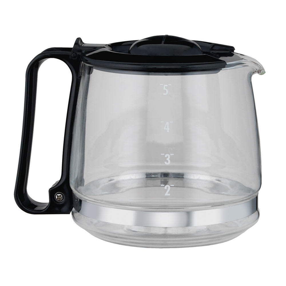 Hamilton Beach 88085C 4 Cup Replacement Glass Carafe for HDC500C