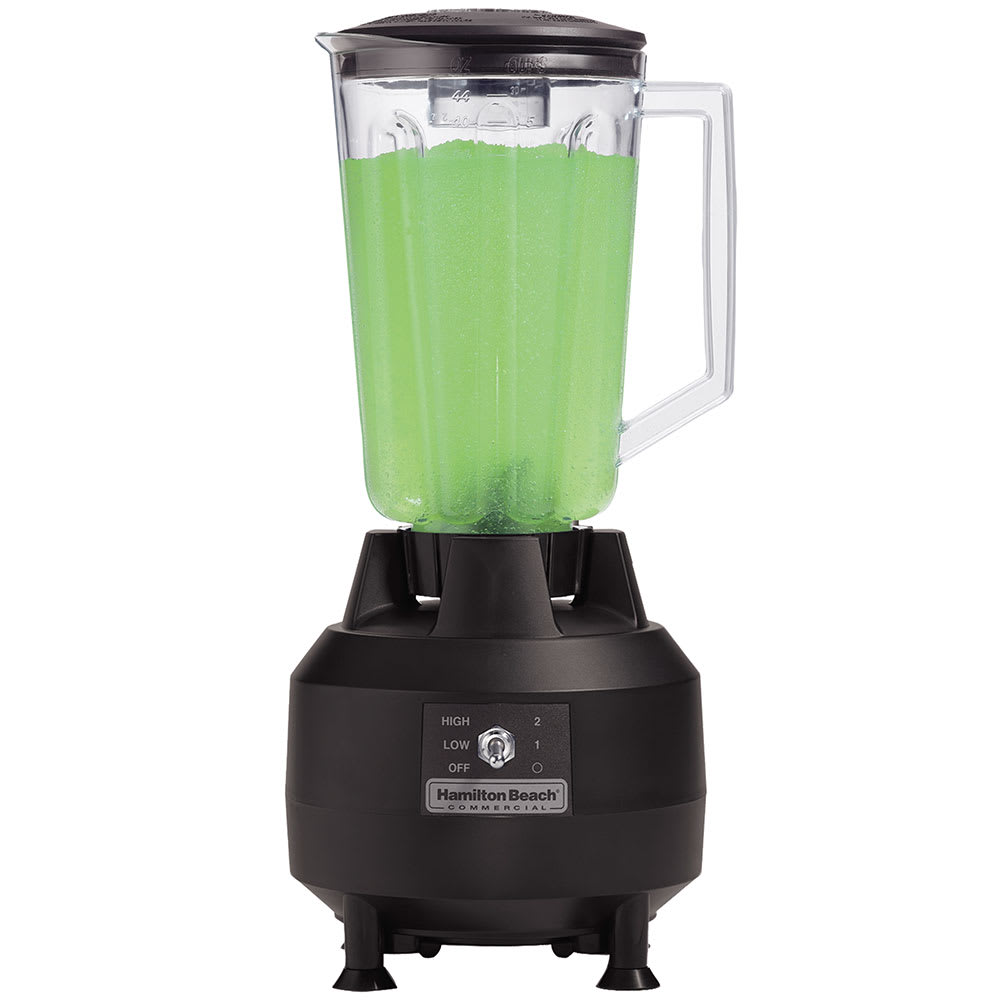 Hamilton Beach HBB908 Countertop Drink Blender w/ Polycarbonate Container