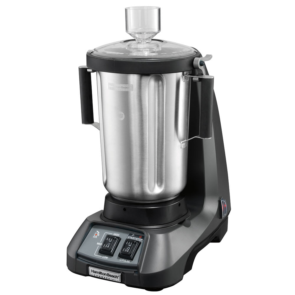 Hamilton Beach HBF900S Countertop Food Blender w/ Metal Container