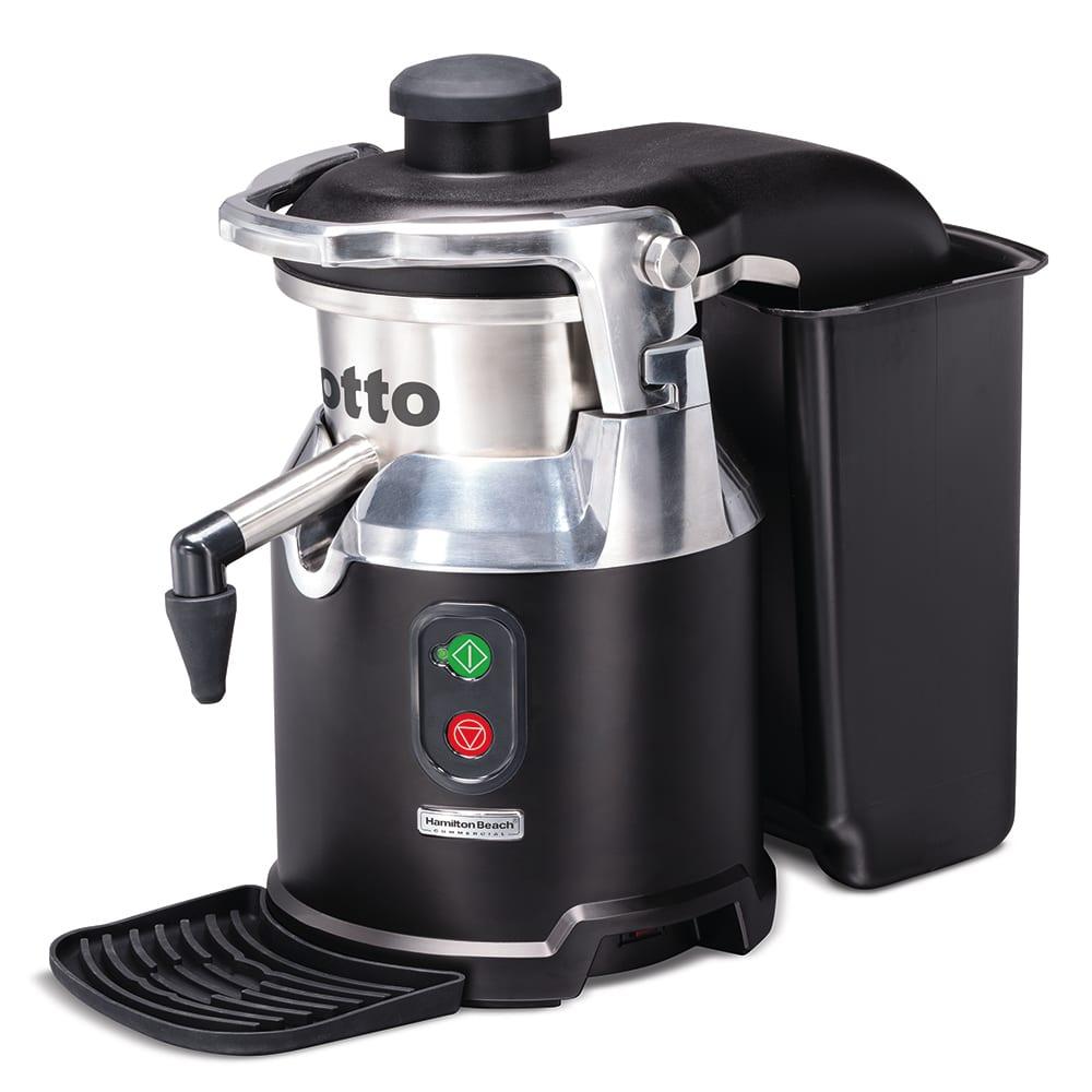 Hamilton Beach HJE960 Otto™ Centrifugal Juice Extractor w/ Manual Feel & Stainless Bowl, 120v