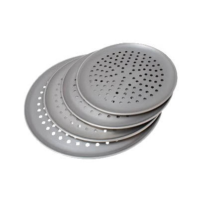 "Hatco 18PIZZA PAN 18"" Round Perforated Pizza Pan"
