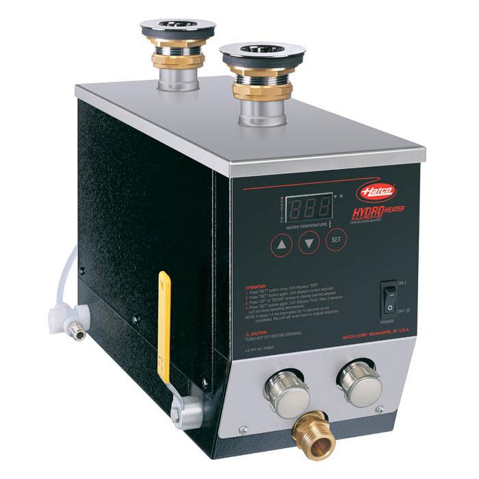 Hatco 3CS2-3 Hydro-Heater Sink Heater, 3 kW, 240v/1ph