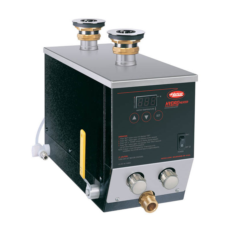 Hatco 3CS2-4 Hydro-Heater Sink Heater, 4-kW, 208v/1ph