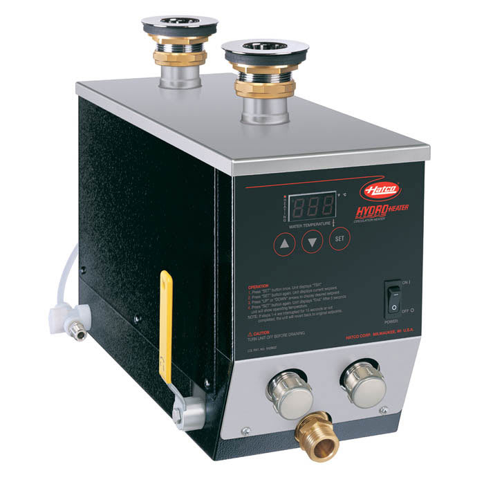 Hatco 3CS2-4B Sanitizing Sink Heater, 4.5-kW, 240v/3ph