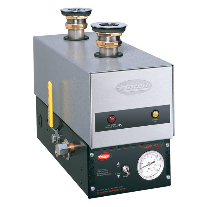 Hatco 3CS-4B Sanitizing Sink Heater, 4.5-kW, 240 V, 3 ph Balanced