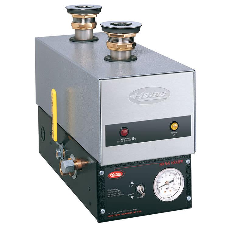 "Hatco 3CS-9-480-3 Electric Sink Heater w/ Undersink Design for 21"" Square Sink Area, 408V"