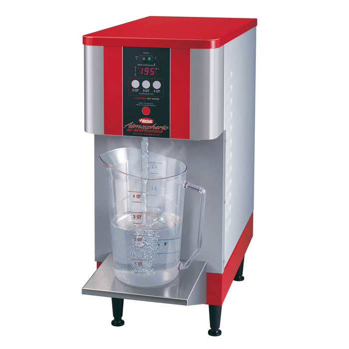 Hatco AWD-12 12-Gallon Atmospheric Hot Water Dispenser w/ Automatic Fill, 208 V