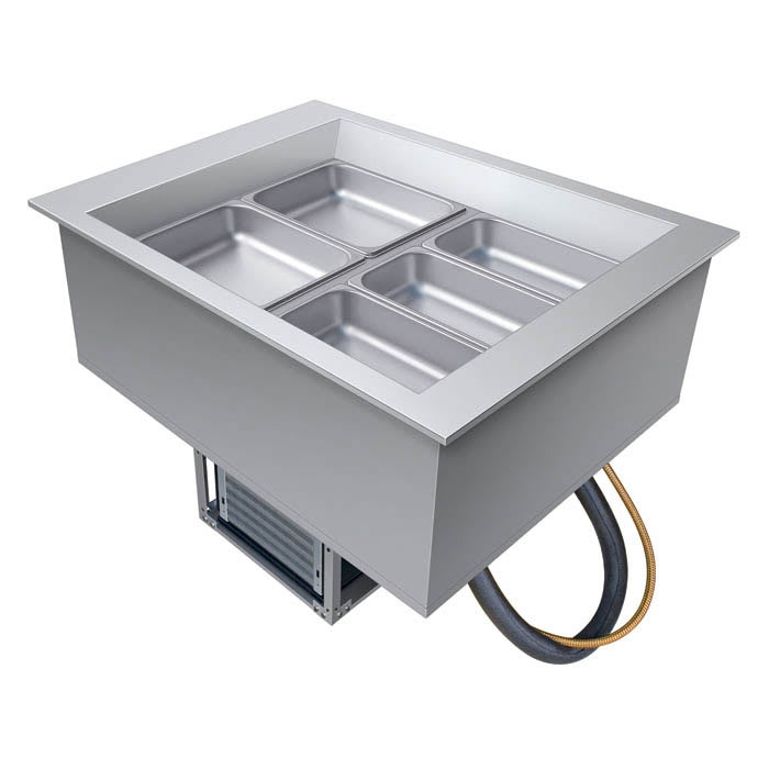 """Hatco CWB-2 32"""" Drop-In Refrigerator w/ (2) Pan Capacity, Cold Wall Cooled, 120v"""