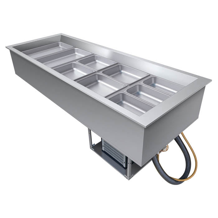 """Hatco CWB-5 71"""" Drop-In Refrigerator w/ (5) Pan Capacity, Cold Wall Cooled, 120v"""