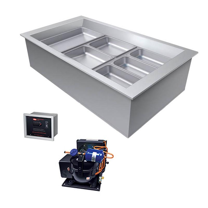 """Hatco CWBR-3 45"""" Drop-In Refrigerator w/ (3) Pan Capacity, Remote, 120v"""