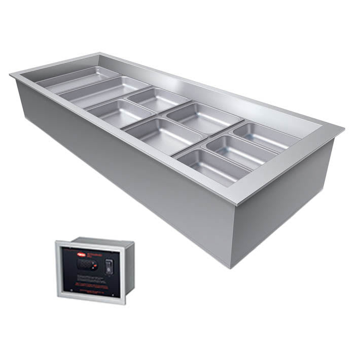 """Hatco CWBX-5 71"""" Drop-In Refrigerator w/ (5) Pan Capacity, Cold Wall Cooled, 120v"""