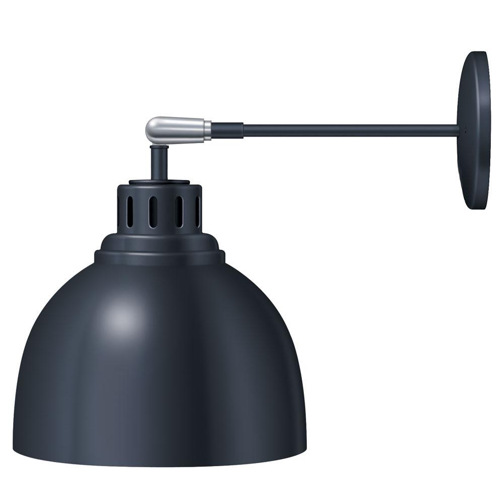 Hatco DL-725-AN Heat Lamp, Rigid Stem Mount to Canopy w/Pivot, No Switch, 725 Shade