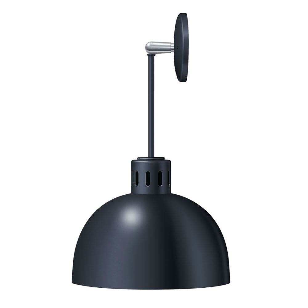 Hatco DL-750-PN Heat Lamp w/ Rigid Mount & Horizontal Pivot, No Switch, 750 Shade