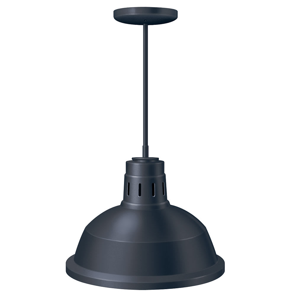 Hatco DL-760-SR Heat Lamp, Rigid Stem Mount to Canopy, Remote Switch, 760 Shade
