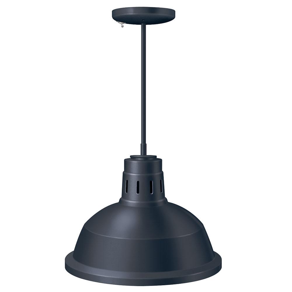 Hatco DL-760-SU Heat Lamp, Rigid Stem Mount to Canopy, Upper Switch, 760 Shade
