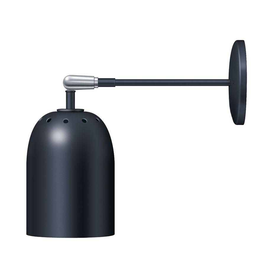 Hatco DLH-400-AR Heat Lamp, High Wattage, Rigid Mount w/Pivot, Remote Switch, 400 Shade