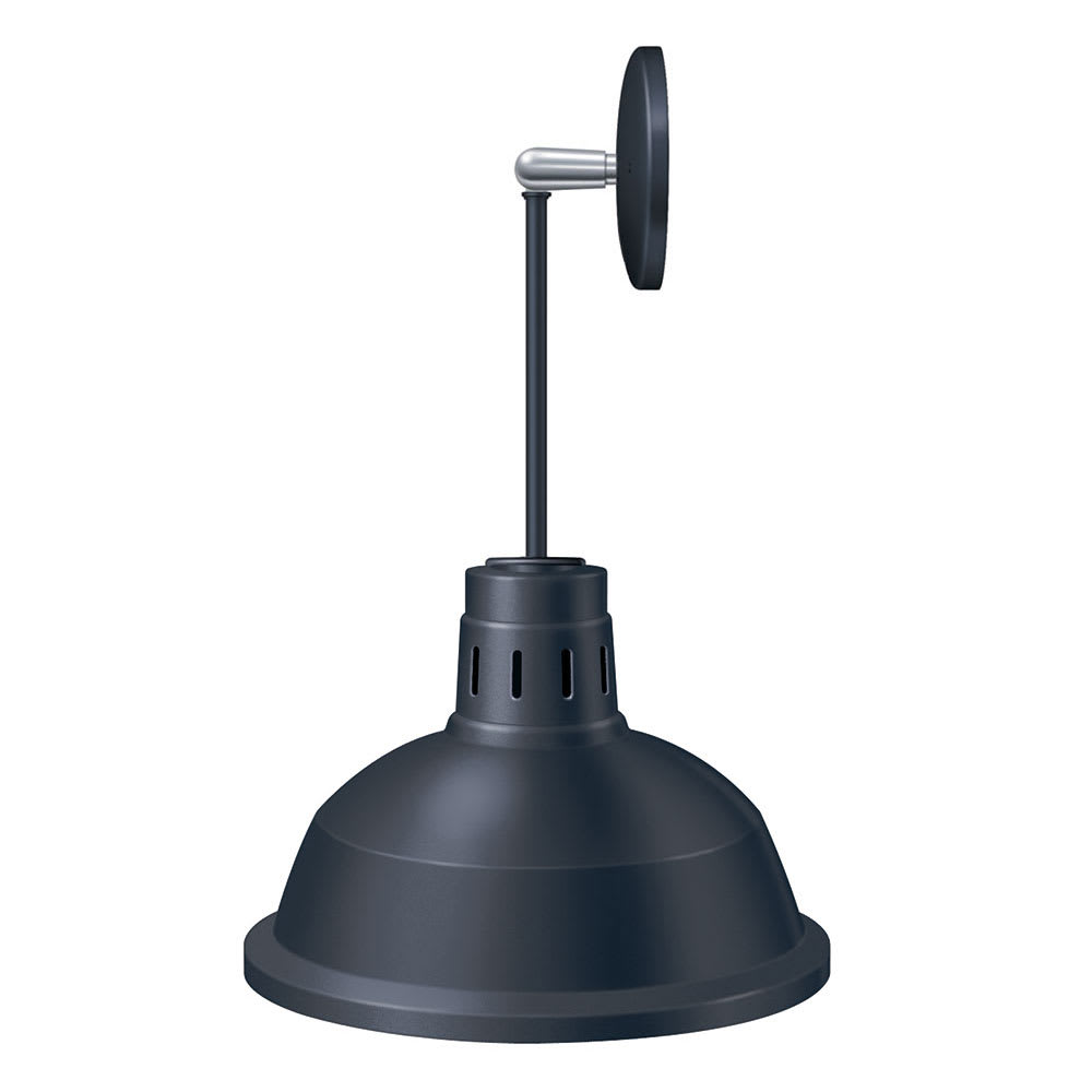 Hatco DLH-760-PN Heat Lamp, High Watt, Rigid Mount w/2-3/8inPivot, No Switch, 760 Shade
