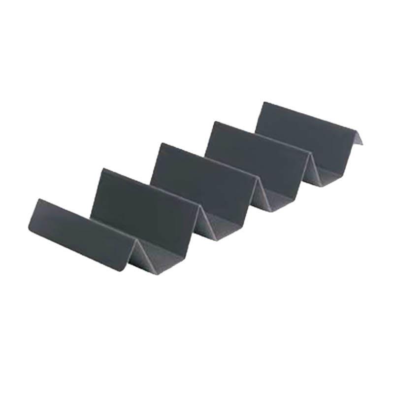 "Hatco FHS4BOX 4 Pleat Hardcoated Fry Box Ribbon, 10.75 W x 5 D x 1.75"" H"