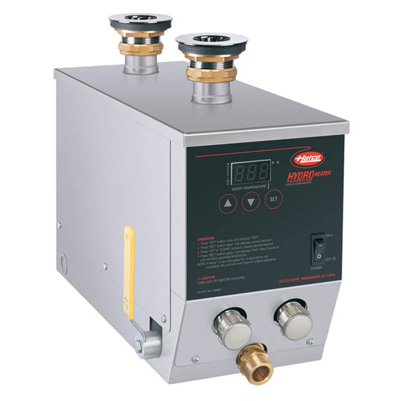 Hatco FR2-3 Rethermalizer w/ Electronic Temperature Monitor, 3 kW, 240v/1ph
