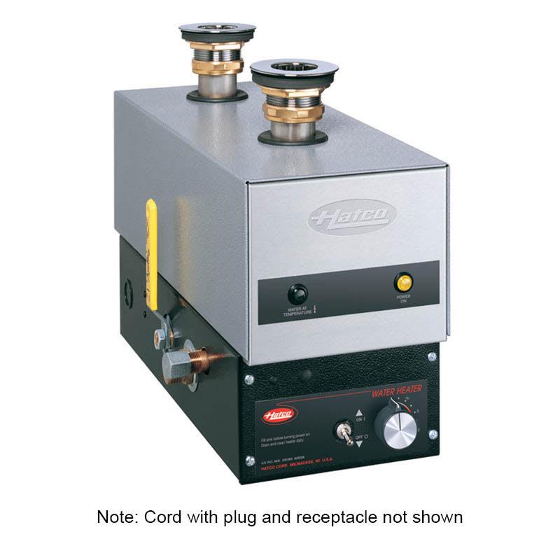 Hatco FR-3-CAP 4-ft Cord w/ Plug & Receptacle for FR-3