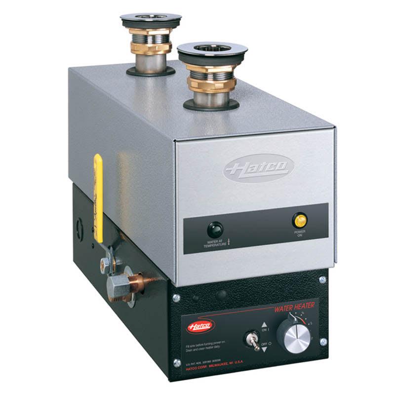 Hatco FR-4B Food Rethermalizer, Bain Marie Heater, 4.5 KW, 240v/3ph