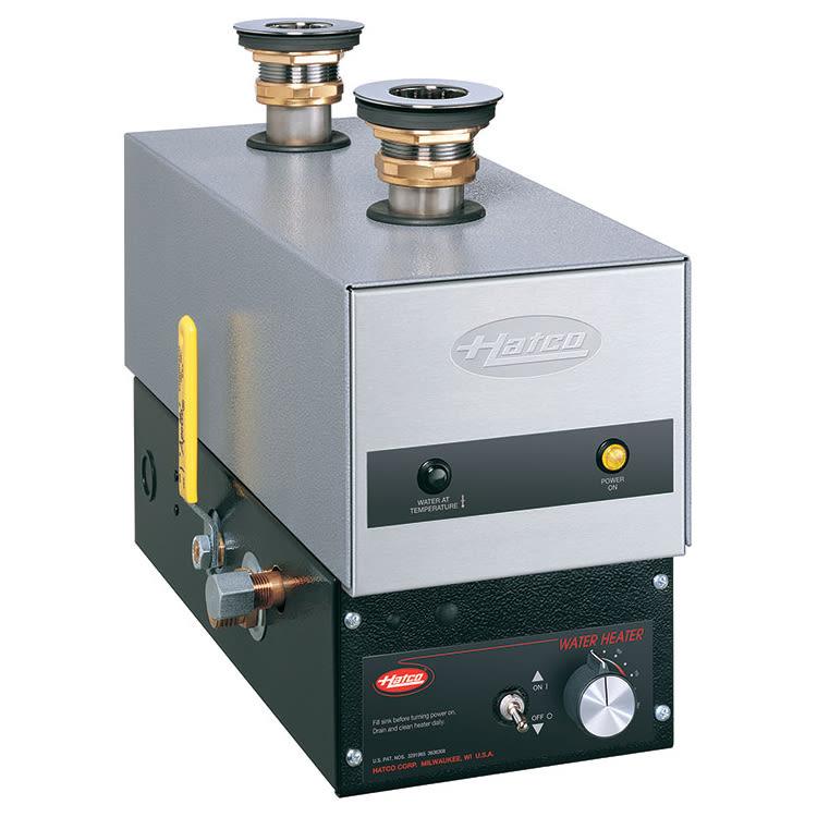Hatco FR-6 Food Rethermalizer, Bain Marie Heater, 6 KW, 208v/1ph