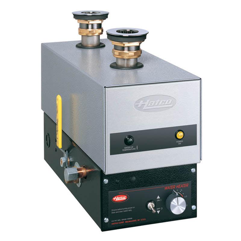 Hatco FR-6B Food Rethermalizer, Bain Marie Heater, 6 KW, 208v/3ph